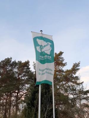 Bild der Meldung: Mayors for Peace begrüßen Inkrafttreten des Atomwaffenverbotsvertrages – Gemeinde Nuthetal wird als Zeichen die Fahne hissen!