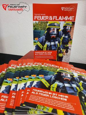 ❗❗Info Flyer der Feuerwehr Vettweiß in den nächsten Tagen in Ihrem Briefkasten zu finden❗❗