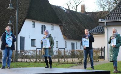 Foto zur Meldung: Wöchentlicher Rätselspaß bei der Schafflunder Dorf-Rallye