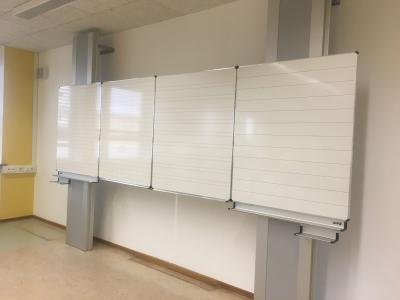 Neue Tafeln und 35 neue Einzeltische