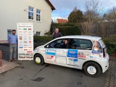 Neues Elektroauto für die Gemeinde