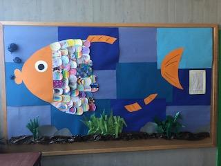 """Kunstprojekt """"Fisch Frederik"""""""