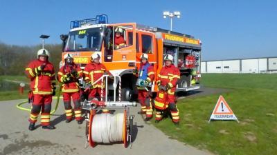FEU Vollalarm Auslösung Brandmeldeanlage