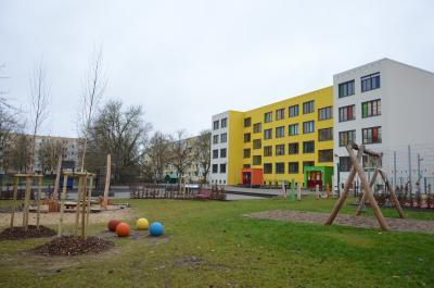 Elblandgrundschule in Wittenberge I Foto: Martin Ferch