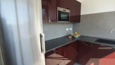 Die neue Küche ist fertig