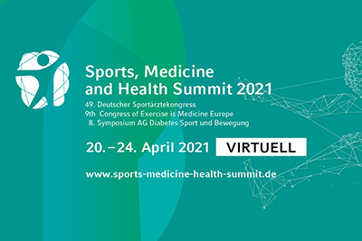 Bild der Meldung: Sports, Medicine and Health Summit kann nur digital stattfinden, Anpassung des Termins