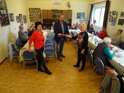 Foto zur Meldung: Förderprojekt unterstützt das Älterwerden im vertrauten Wohnumfeld