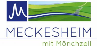 Logo Gemeinde Meckesheim mit Mönchzell
