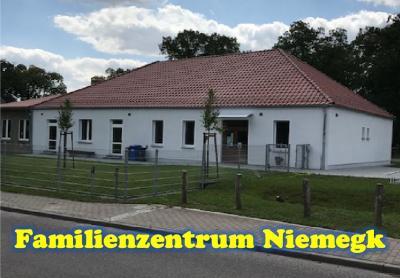 Familienzentrum Niemegk - Foto vom Gebäude