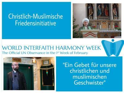 Vorschaubild der Meldung: World Interfaith Harmony Week 2021