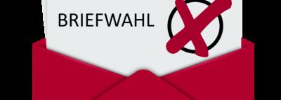 Briefwahlunterlagen können ab sofort online beantragt werden