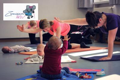 Kooperation: Fortbildungen zur Zweisam-Aktiv-Trainerin