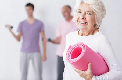 Auch im Alter fit durch die Coronakrise