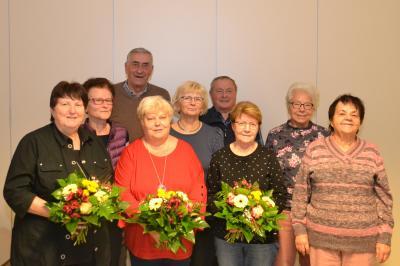 Foto zur Meldung: 25 Jahre Seniorenbeirat – Feierlichkeiten in das Jahr 2021 verschoben
