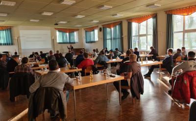 Fortbildung im Pflanzenschutz in Kemlitz