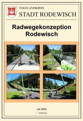 Radwegekonzeption für die Stadt Rodewisch