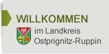 Willkommen im Landkreis Ostprignitz-Ruppin