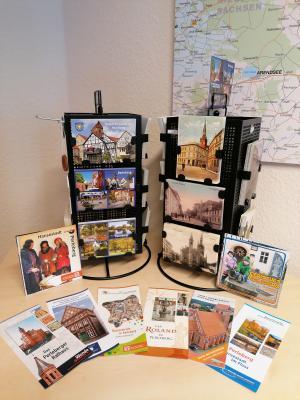 Stadt Perleberg | Auswahl von Postkartenmotiven und kostenfreien Informationsmaterial rund um Perleberg