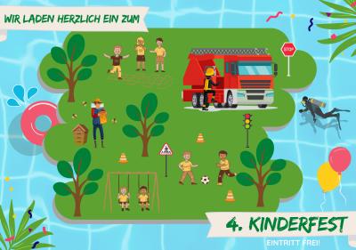 Kinderfest 2021 | Spendenaufruf