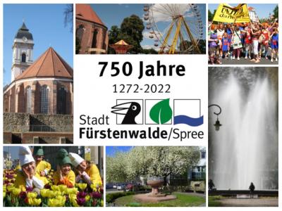 750 Jahre Fürstenwalde/Spree – 2022 ist es soweit
