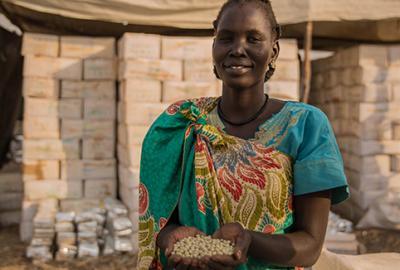 Hülsenfrüchte - Sattmacher und Klimaretter, Bild: Welthungerhilfe