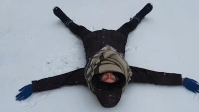 Bild der Meldung: Der Winter ist da!