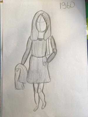 Bild der Meldung: Mode-Skizze