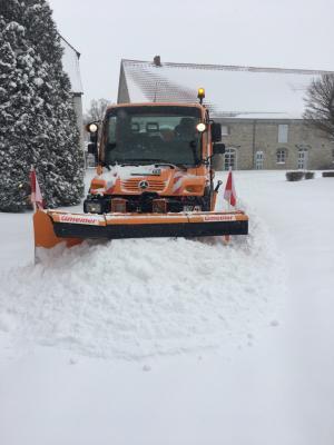 Foto zur Meldung: Informationen der Einheitsgemeinde Stadt Gerbstedt zur Winterdienstlage