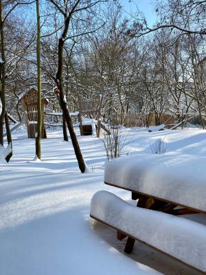 Soviel Schnee ...