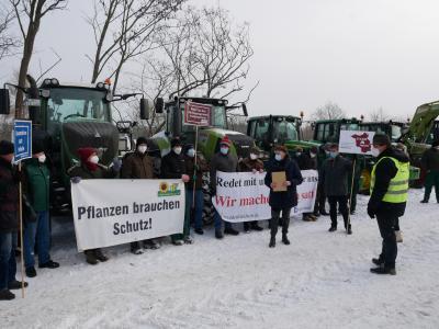 Bauern warnen vor Folgen des Aktionsprogramms Insektenschutz