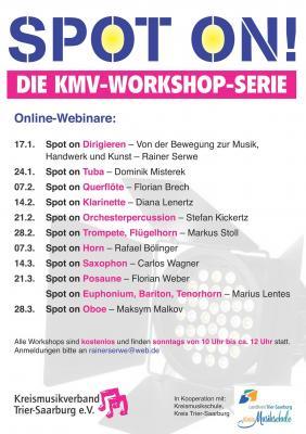 KMV Online Workshop
