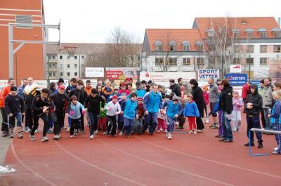 Foto zur Meldung: 4. Lauf der Paarlaufserie 2010/11