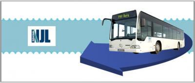 Wiederaufnahme des Linienverkehrs der NJL ab Donnerstag, 11.02.21, 12 Uhr