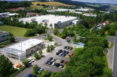 Freie Bauflächen im Industrie- und Gewerbegebiet Krauthausen/Deubachshof