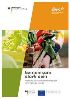 """Foto zur Meldung: Wettbewerb """"Gemeinsam stark sein"""": Broschüre erschienen"""