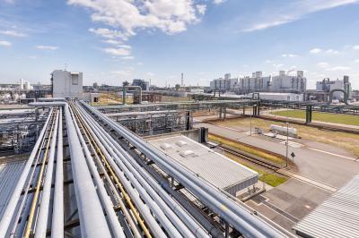 Bild der Meldung: Die Infrastruktur wächst mit