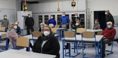 Foto zur Meldung: Schicke Räume für besseres Lernen