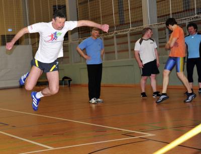 Foto zur Meldung: Athletik-Mehrkampf der Erwachsenen