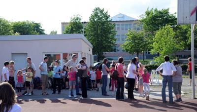 Foto zur Meldung: Schüler- und Abendsportfest 2011