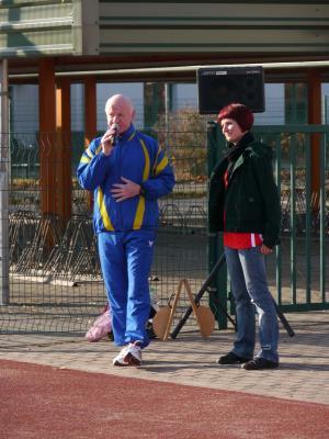 Foto zur Meldung: 1. Lauf der Paarlaufserie 2011/12