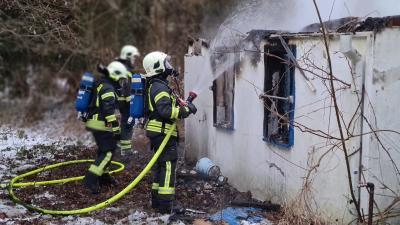 Brand am Klostersee