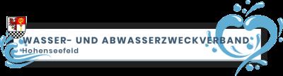 Logo WAZV Hohenseefeld