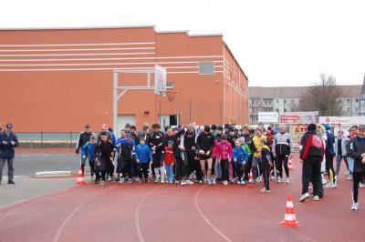 Foto zur Meldung: Neujahrspaarlauf - 3. Lauf der Paarlaufserie 2011/12