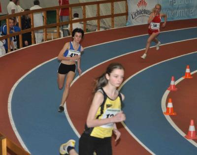 Foto zur Meldung: Landeshallenmeisterschaften der U16 und Senioren