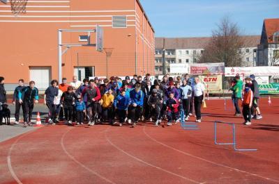 Foto zur Meldung: 5. Lauf der Paarlaufserie 2011/12