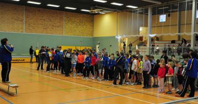 Foto zur Meldung: Traditioneller Hallenmehrkampf der Schüler 2012
