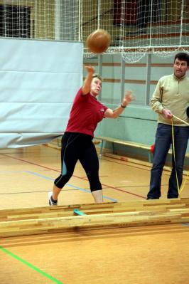 Foto zur Meldung: Athletik-Mehrkampf der Erwachsenen 2012