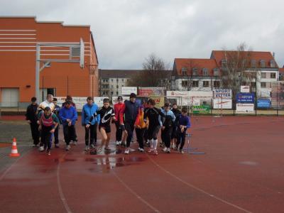 Foto zur Meldung: 6. Lauf der Paarlaufserie 2011/12 mit Abschluss