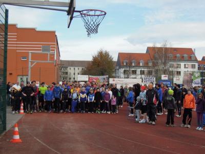 Foto zur Meldung: 1. Lauf der Paarlaufserie 2012/13