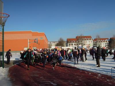 Foto zur Meldung: 2. Lauf der Paarlaufserie 2012/13